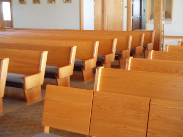 Gunder Church Furniture